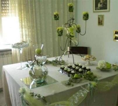 Sugerencias para fiesta de matrimonio civil en casa 24