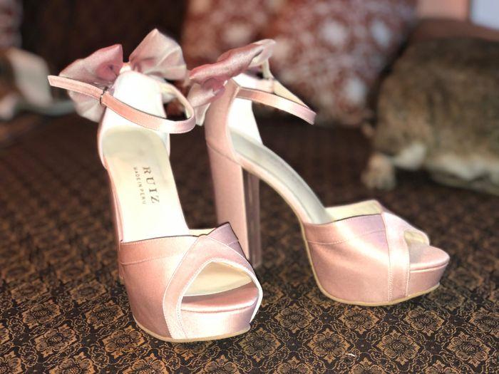 Mis zapatos hechos por Calzados Ruiz ❤️ 1