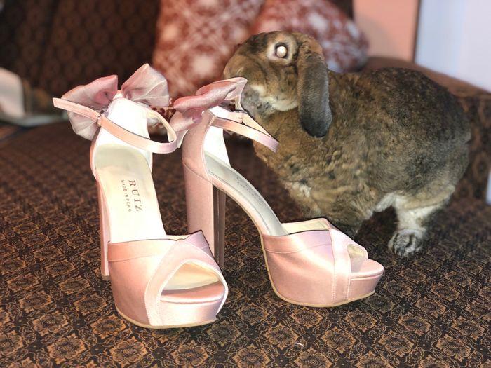 Mis zapatos hechos por Calzados Ruiz ❤️ 2