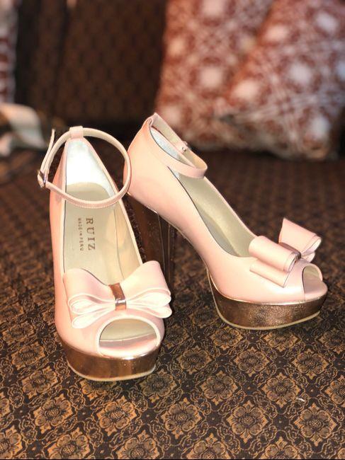 Mis zapatos hechos por Calzados Ruiz ❤️ 5