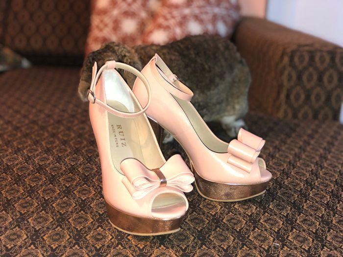 Mis zapatos hechos por Calzados Ruiz ❤️ 6