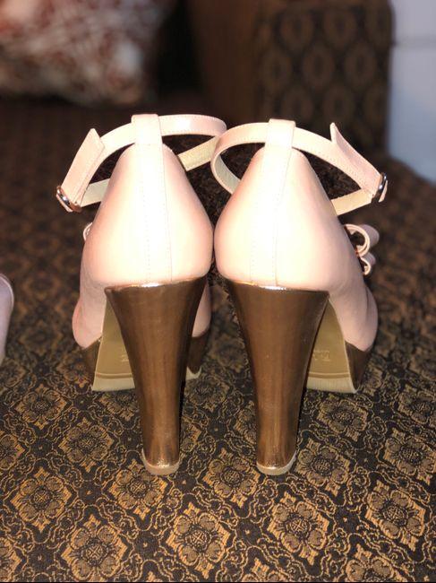 Mis zapatos hechos por Calzados Ruiz ❤️ 7