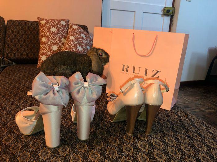Mis zapatos hechos por Calzados Ruiz ❤️ 8