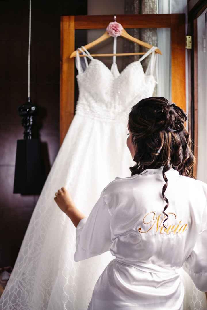 The Bride Tribe - Batas personalizadas - 3