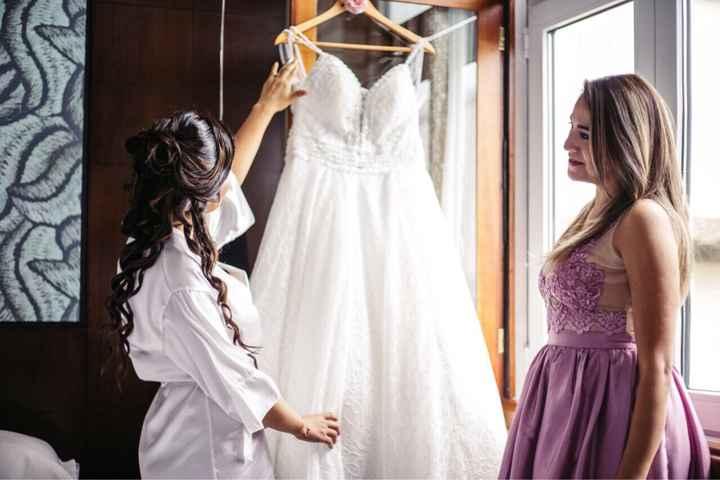 The Bride Tribe - Batas personalizadas - 9
