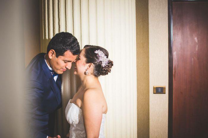 ¿Ver a la novia antes del Matrimonio? 3