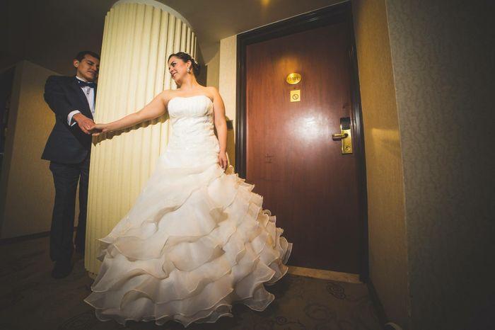 ¿Ver a la novia antes del Matrimonio? 2