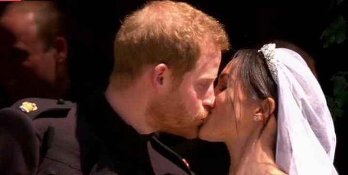 Fotos boda Meghan y Harry - un sueño - 1