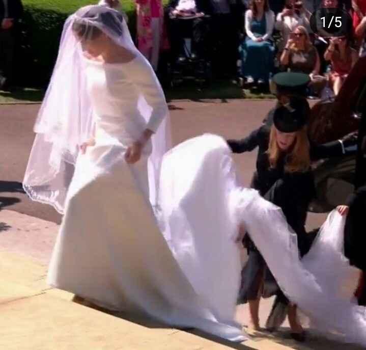 Fotos boda Meghan y Harry - un sueño - 4