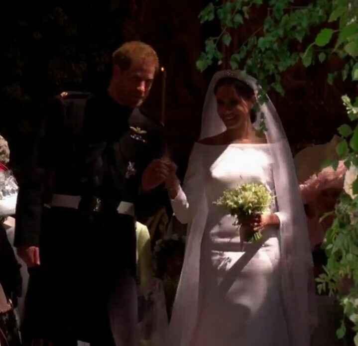 Fotos boda Meghan y Harry - un sueño - 6