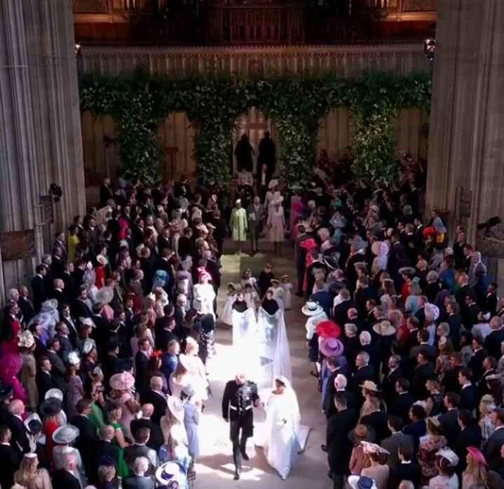 Fotos boda Meghan y Harry - un sueño - 7