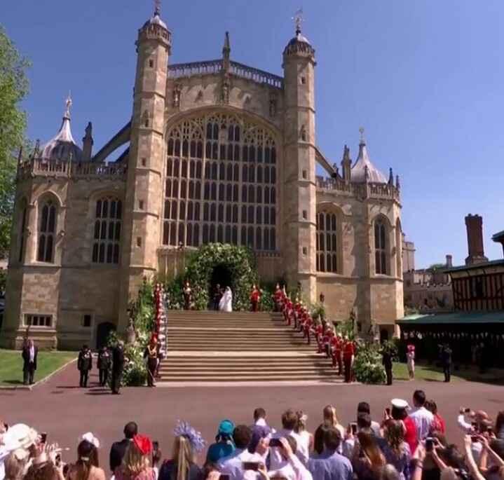 Fotos boda Meghan y Harry - un sueño - 8