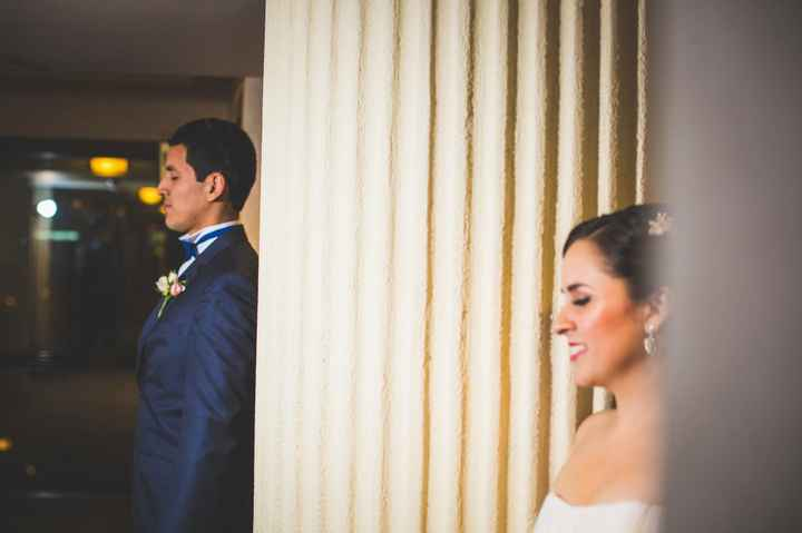 Ver a la novia antes del Matrimonio - 2