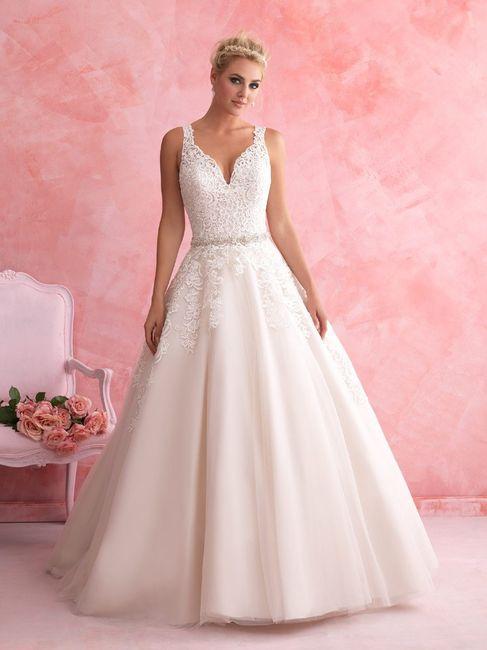 Allure Bridals - Vestidos de novia