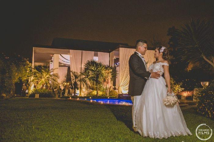 Me casé!!!!!!!! 13.10.18 Mi Magico Día b - 2