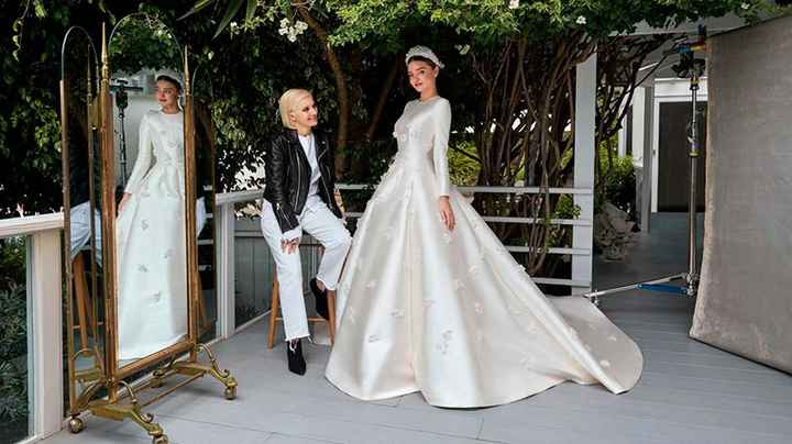 Miranda Kerr, Dior Haute Couture