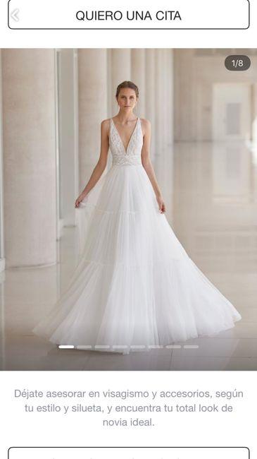 Ideas para vestidos elegantes para matrimonio de día? 2