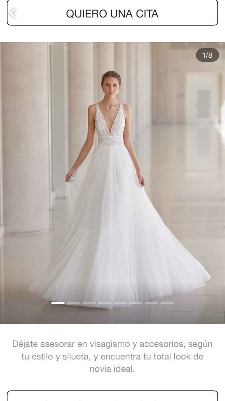 Ideas para vestidos elegantes para matrimonio de día? - 2