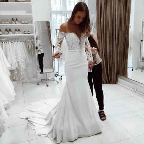Ideas para vestidos elegantes para matrimonio de día? - 3