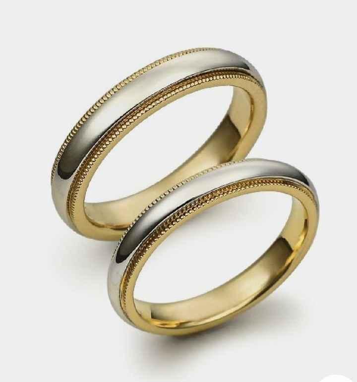 VOTO EXPRESS👈😁👉¿Cómo serán tus anillos de matrimonio? - 1