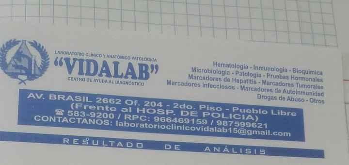 Certificado Médico Pre Nupcial 1