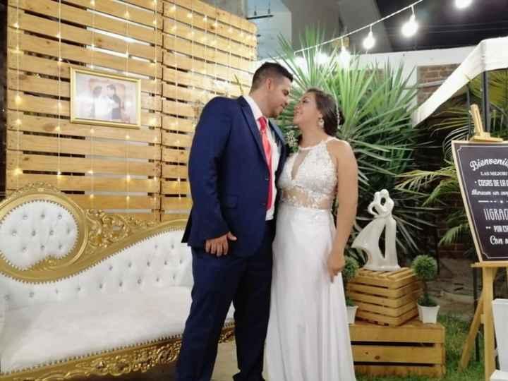 💕 ¿Cuál es la fecha de tu boda? 1