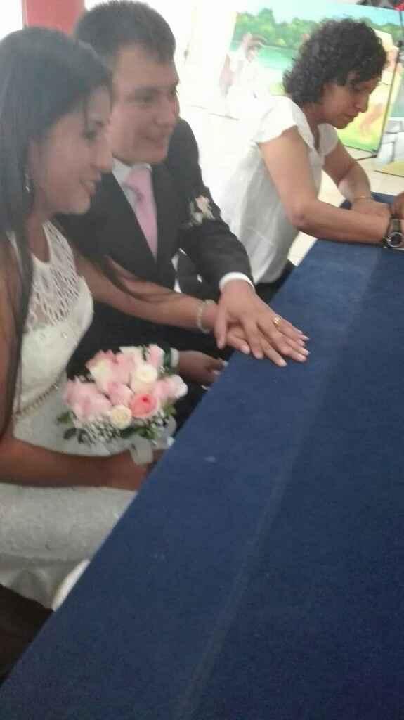 Legalmente casados - 1