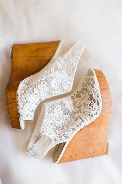 Look novia 100% romántico - Elige unos zapatos 6