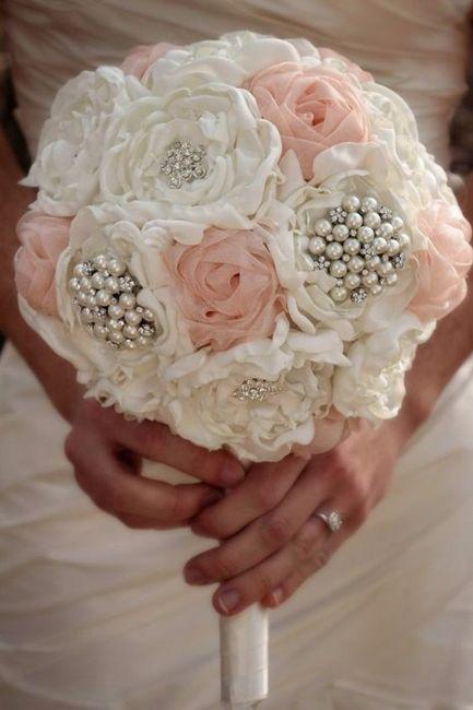 Look novia 100% romántico - Elige un bouquet 4