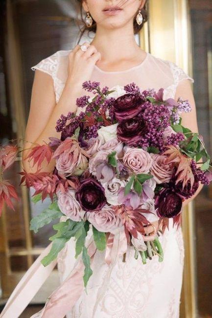 Look novia 100% romántico - Elige un bouquet 3