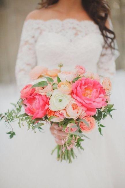 Look novia 100% romántico - Elige un bouquet 5