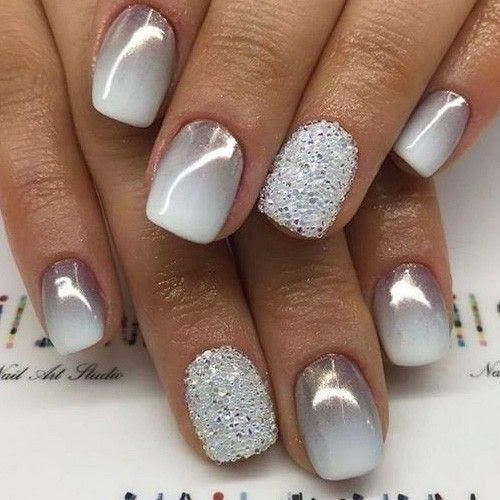 Look novia 100% romántico - La manicure 6