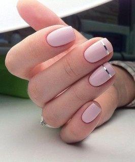 Look novia 100% romántico - La manicure 4