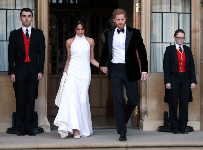 Boda Real- El vestido para la fiesta 1