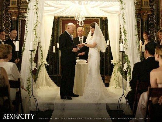 ¡Las mejores bodas de Sex and The City! 1