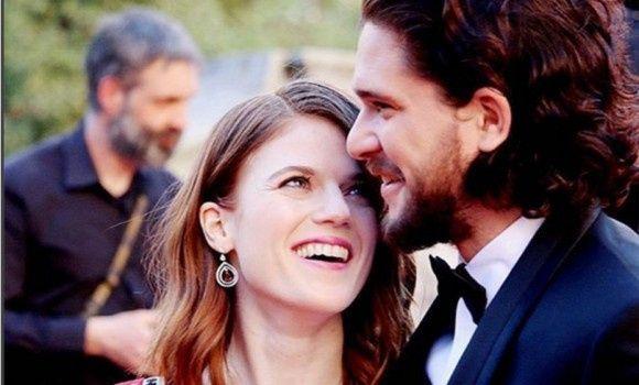 La boda de Jon Snow e Ygritte 1