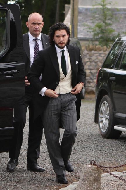 La boda de Jon Snow e Ygritte 2