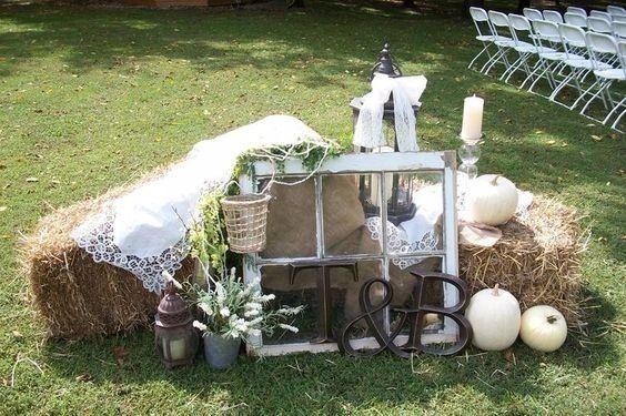 Detalles para un matrimonio campestre 3