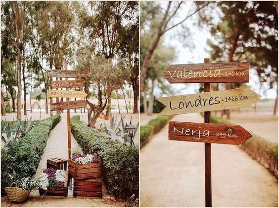 Detalles para un matrimonio campestre 6