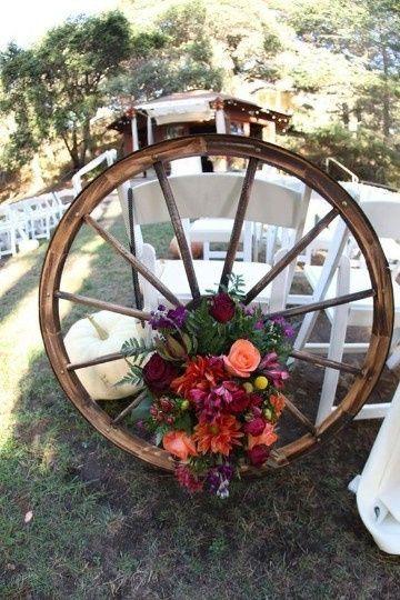 Detalles para un matrimonio campestre 7