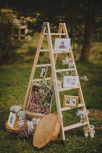 Detalles para un matrimonio campestre 8