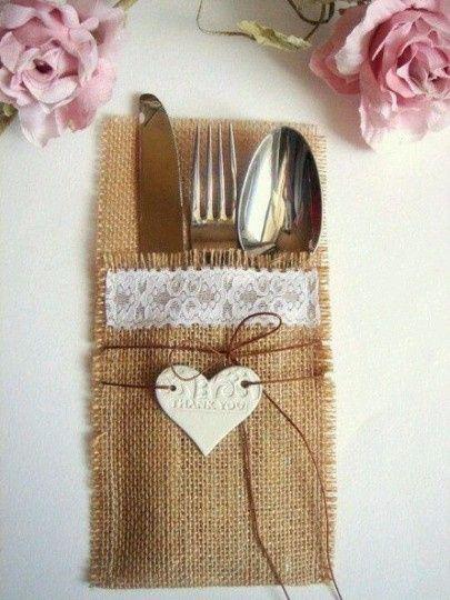 Detalles para un matrimonio campestre 10