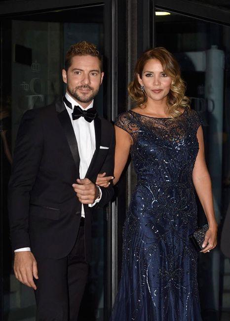 David Bisbal se casó con Rosanna Zanetti 3