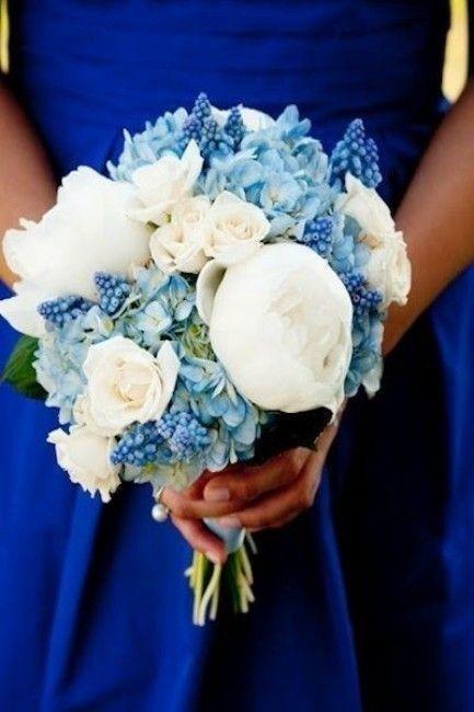 Novias color azul 7