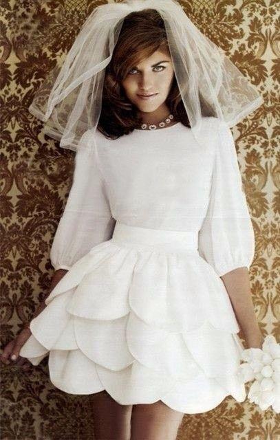 Vestidos inspirados en los años 60. ¿Te quedas con alguno? 1