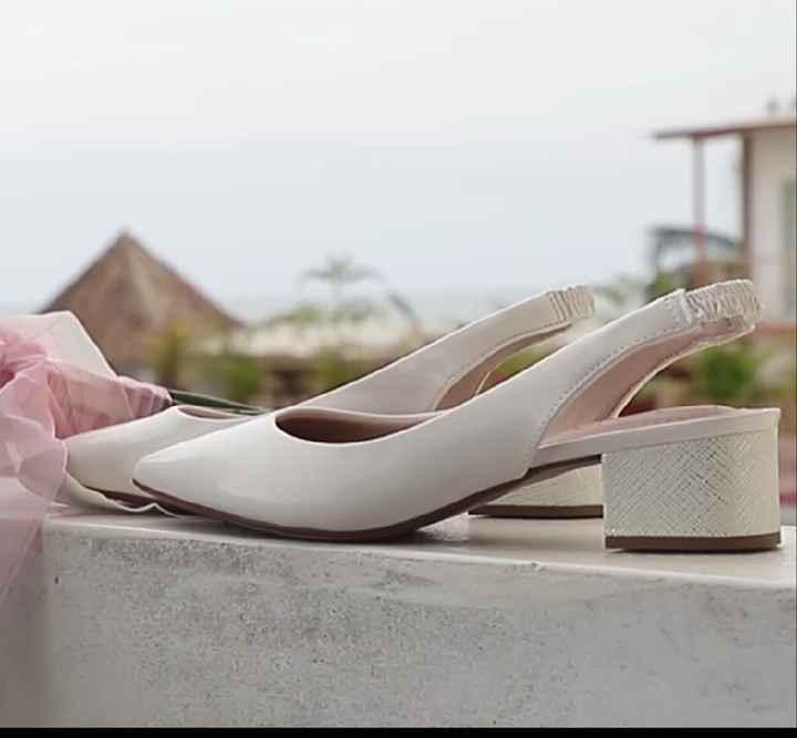 ¿Qué zapatos de boda elegiste? ¿Tips? - 1