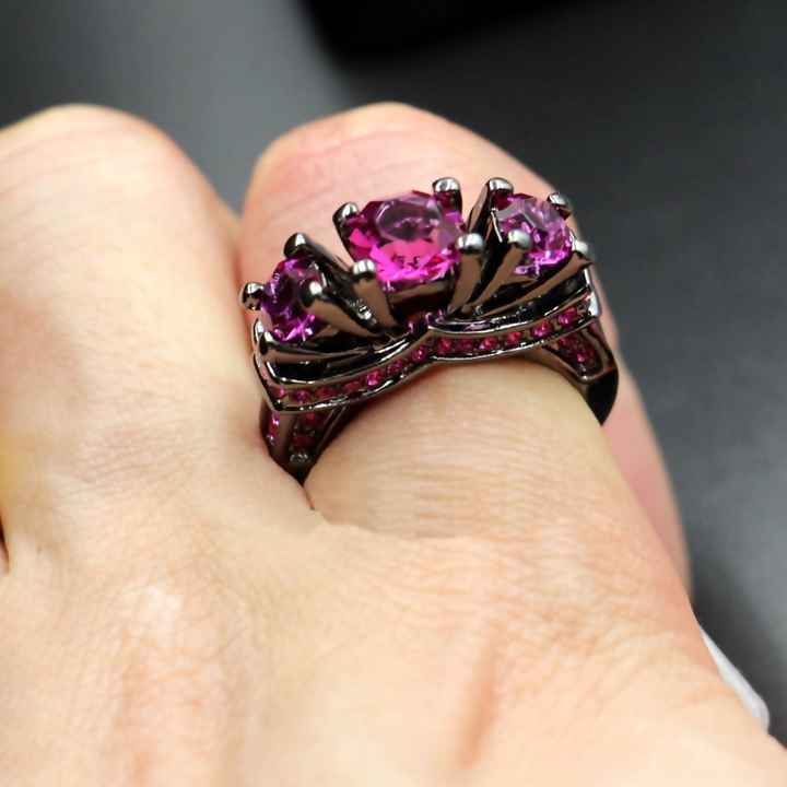 Este mi anillo de compromiso