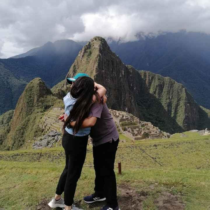 Propuesta en Machu Picchu - 6