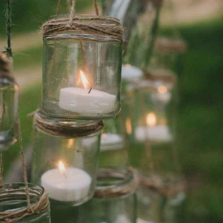 Jarritas de vidrio para tu decoración: ¡Mira estas ideas! - 1