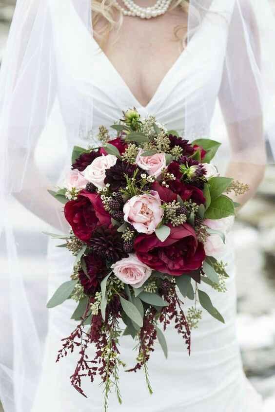 ¿Bouquet de uno o varios colores? - 1